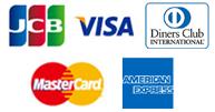 当院ではクレジットカードが利用できます。